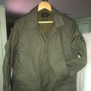 J. Crew Ludlow Mac coat